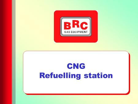 CNG Refuelling station. A company located in Cherasco (Italy), is among the world leaders in the field of designing and manufacturing of components and.