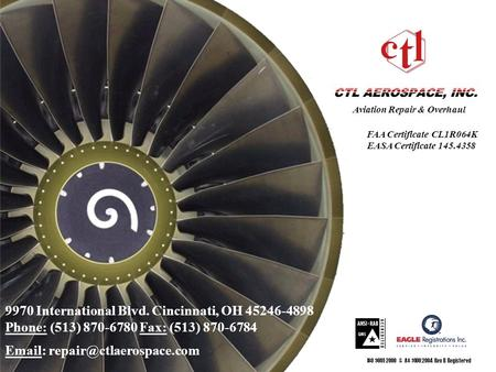 Aviation Repair & Overhaul