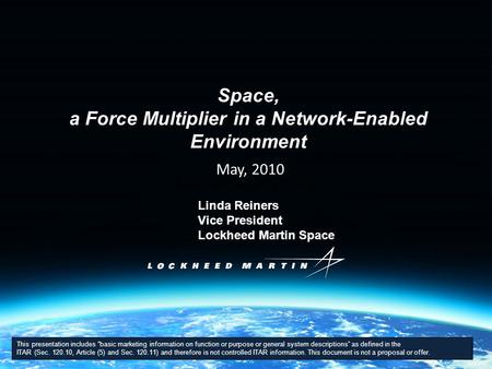 a Force Multiplier in a Network-Enabled Environment