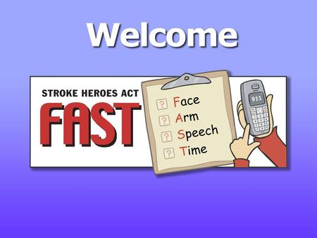 Do you know a friend or relative who has had a stroke, or have you ever had a stroke yourself? Where in the body does a stroke happen?