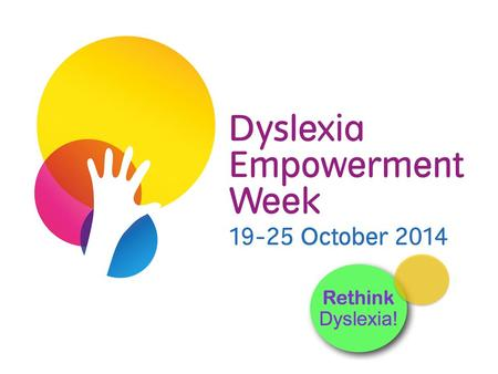 Up to 20% of people are estimated to have a Specific Learning Disorder (SLD) such as dyslexia.