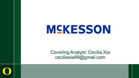 Covering Analyst: Cecilia Xia