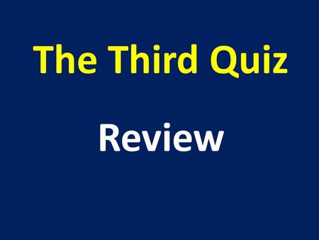 "The Third Quiz Review. What does ""caveat emptor"" mean?"