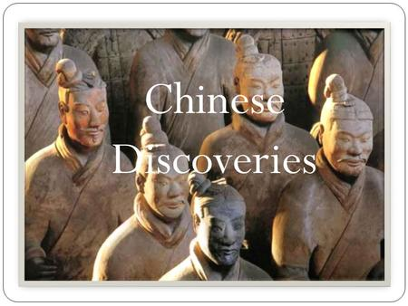 Chinese Discoveries Discovery Menu Manufacturing Paper CompassCompass Tea GunpowderTea Gunpowder Wood Block Printing Manufacturing Paper CompassCompass.