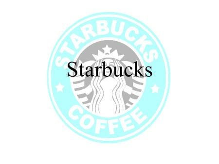 Starbucks. The Starbucks Logo The idea of the siren used in the Starbucks logo originates from Herman Mellville's Moby Dick She is designed to mesmerize.