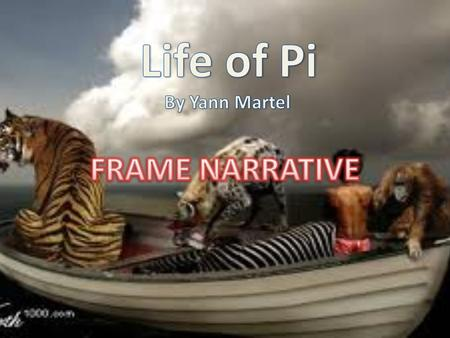 "What is a FRAME NARRATIVE? In a nutshell, a frame narrative is a ""story within a story"""