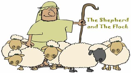 The Shepherd's Responsibility to The Flock 1 Peter 5:1-4.