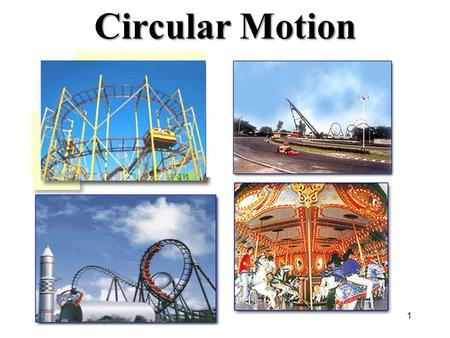 1 Circular Motion. the motion or spin on an internal axis.