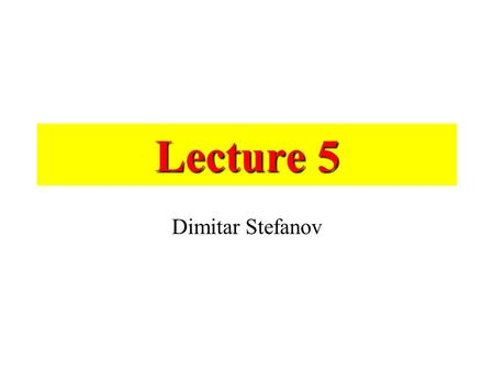 Lecture 5 Dimitar Stefanov. Definitions: Purpose of the muscles is to produce tension Metabolic efficiency – the measure of a muscle's ability to convert.