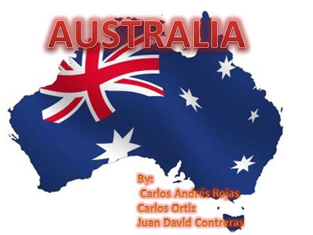 Australia's facts A wide, brown land Australia is the sixth largest country in the world. It's about the same size as the 48 mainland states of the.
