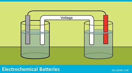 Voltage Electrochemical Batteries 012-10740 r1.04.