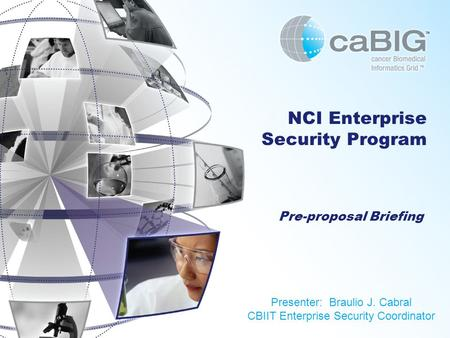 NCI Enterprise Security Program