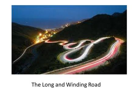 The Long and Winding Road. To Do List Find the best people for your team Learn from other states Engage your stakeholders Work with your state SNAP program.