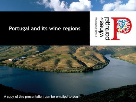 Portugal and its wine regions