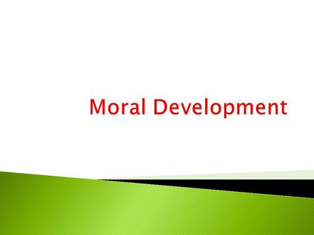 " From a Latin word ""Moralis"" ◦ A behavior conform to the community norms ◦ Acceptable by the society ◦ Awareness about  What is good/bad  What is right/wrong."