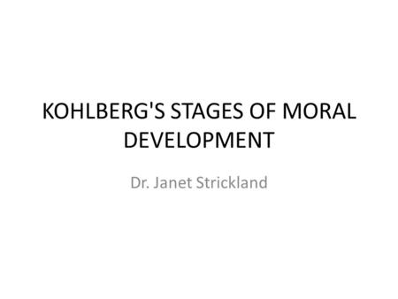 Morality and Cognitive Science