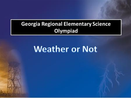 Georgia Regional Elementary Science Olympiad. Match a cloud name to the clouds pictured. Not all words will be used. A. Altostratus B. Cirrocumulus.