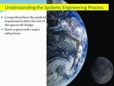 Understanding the Systems Engineering Process