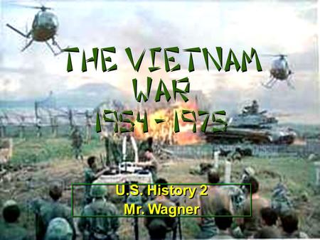 the legacy of the american involvement in the vietnam war The american movement against the vietnam war promoted anti-war ideas and encouraged americans to protest against american involvement in this military conflict this movement influenced the decisions of johnson's administration, leading to the policy reversal in 1968.