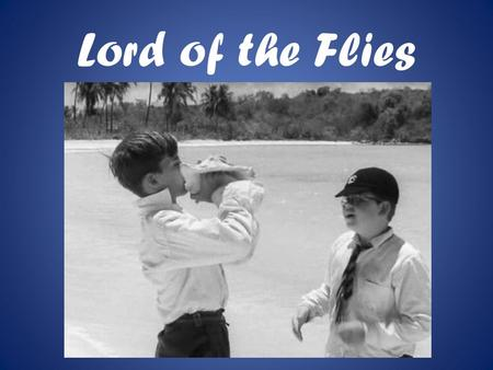 Lord of the Flies. What is the Lord of the Flies?