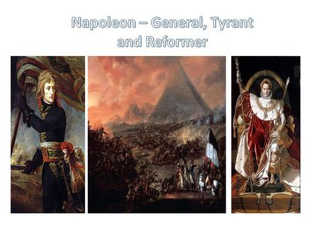rise and fall of napoleon essay