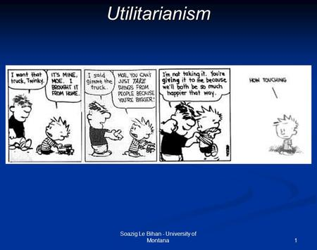 an introduction to the history of utilitarianism This theory's roots are in utilitarianism and since the 1960's, many writers have  used the term consequentialism instead of utilitarianism for.