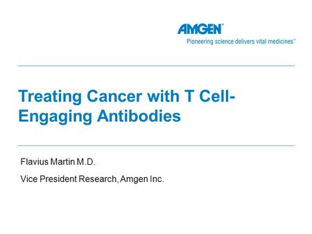 Treating Cancer with T Cell-Engaging Antibodies