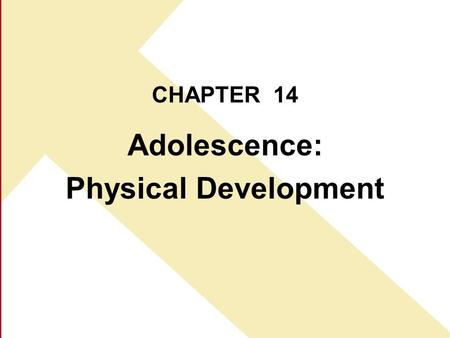 effects of physical development on adolescents How did your burgeoning cognitive abilities impact your adjustment to the effects of  mind as you examine the effects of physical development on adolescents.