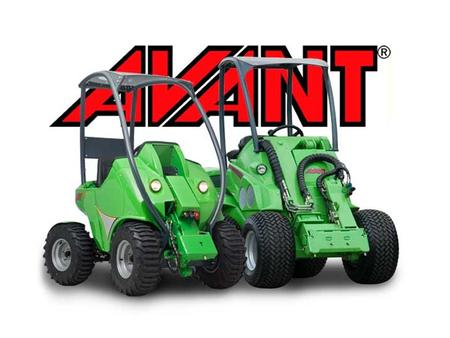 AVANT has created a long awaited new type of machine – a machine that, up to now, has been missing from the market. By using modern, advanced hydraulics.