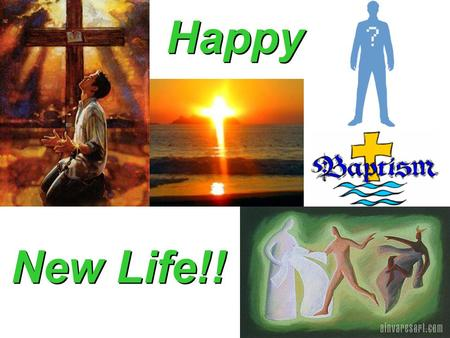 Happy New Life!!. Church Vision Real Life, Love, and Family.
