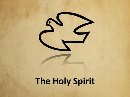 "The Holy Spirit. GOD? Me? ""Christian"" (3x) Acts 11:26 – ""…the disciples were first called Christians in Antioch."""
