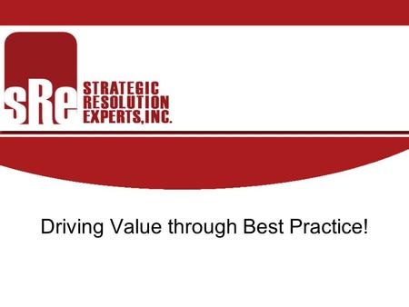 Driving Value through Best Practice!. Company Overview Founded in 2007 Woman Owned, Veteran Owned, SBA HUBZone Certified Specialize in IT Governance –