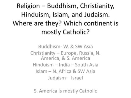 an analysis of hinduism buddhism and islam Buddhism, taoism, hinduism, shino are not from following the right path  comments: hinduism vs islam anonymous comments (5) september 25, 2013, 5:18pm.