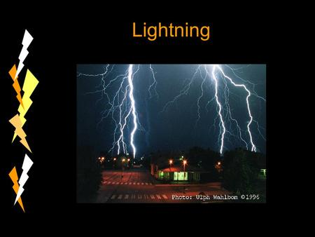 Lightning Insulators and conductors Insulators: materials that do NOT allow electrons to flow through them easily. Insulators can be easily charged by.