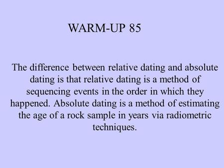 Difference between dating and hooking up