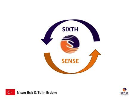 SIXTH SENSE Nisan Ilciz & Tulin Erdem. *To Raise Awareness and Public Engagement *Forming Younger Supporters *Long Term Actions Goal Target Group & Challenge.