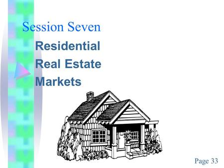 principles of real estate chapter 5