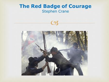 The Red Badge of Courage Analysis