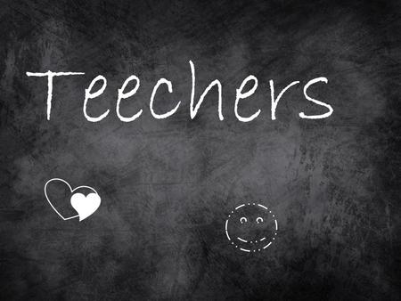 Teechers . 1.Teechers Objectives: By the end of the lesson you will : Know about the opening scene of Teechers by John Godber. Be able to explore drama.