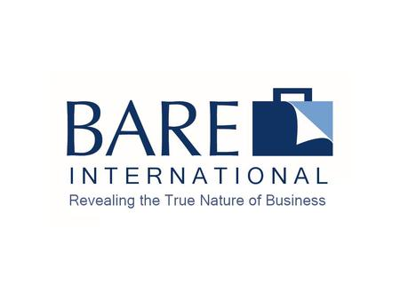 BARE International Our Mystery Shoppers Shopper training planning