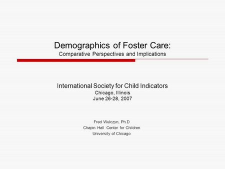 the role of educators in educating foster care children essay Current national research shows that children in foster care are at high-risk of dropping out of school and are unlikely to attend or students in foster care.