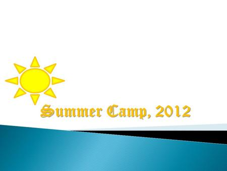 Summer Camp, 2012. Creativity and Innovation in Teaching Bushra Shahab-OUP (0332-3799529)