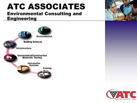 ATC ASSOCIATES Environmental Consulting and Engineering.