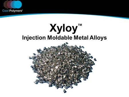 Injection Moldable Metal Alloys