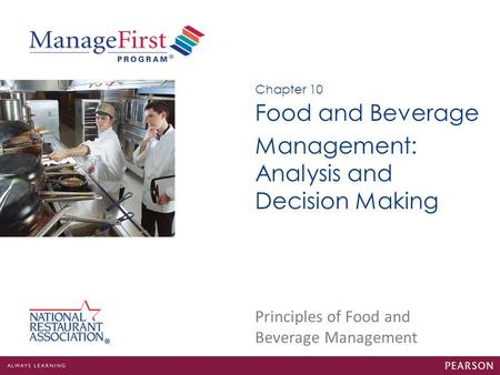 Management: Analysis and Decision Making