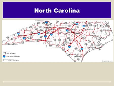 North Carolina. Planted Area of Major Crops in North Carolina 2000 - 2008.