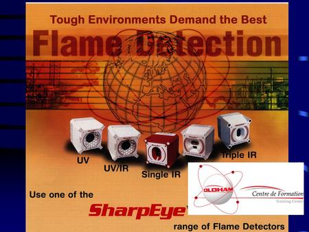 Technologies of flame detection