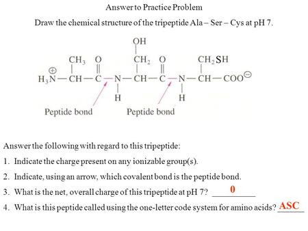 S ASC Answer to Practice Problem