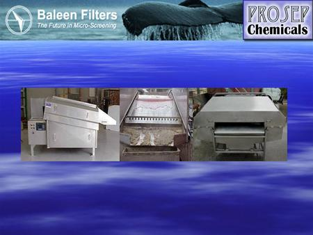 Author: Steve Evans Understanding the Baleen Filter (Self Cleaning Micro Screen) with reference to the recovery and upgrade of fine coal from the feed.