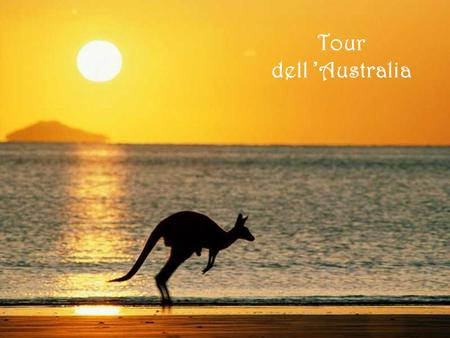 Tour dell 'Australia Pinnacles - Western Australia.